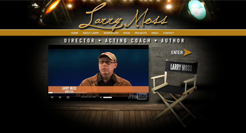 Larry Moss Acting Coach